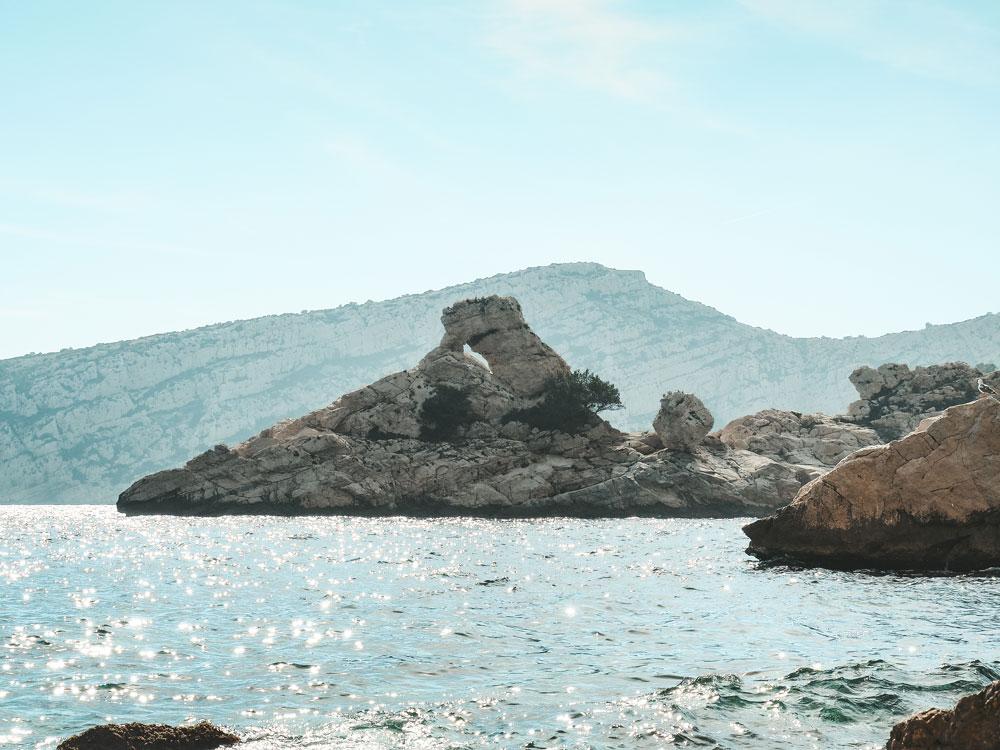 où se baigner Calanques plages et criques