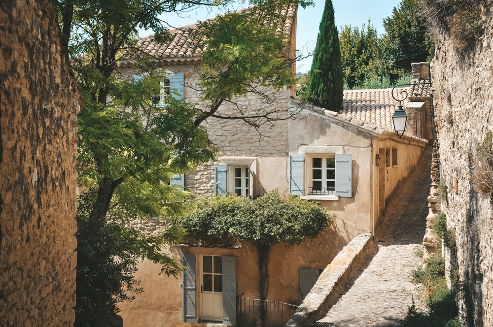 petit village Provence Gordes Luberon