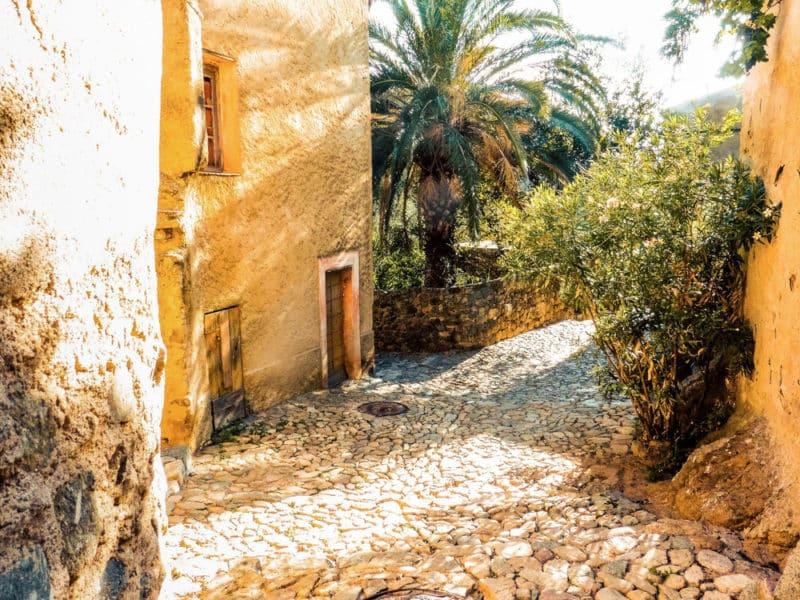 Pigna Corse village de France