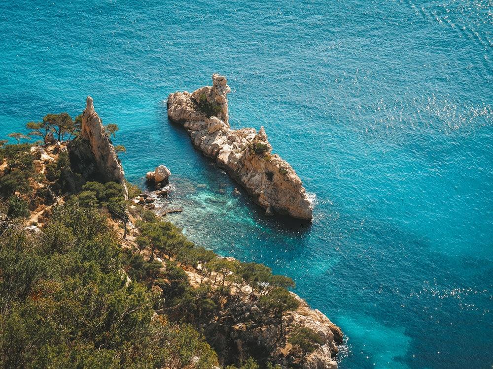 plon,geon Marseille Saut falaise Calanques