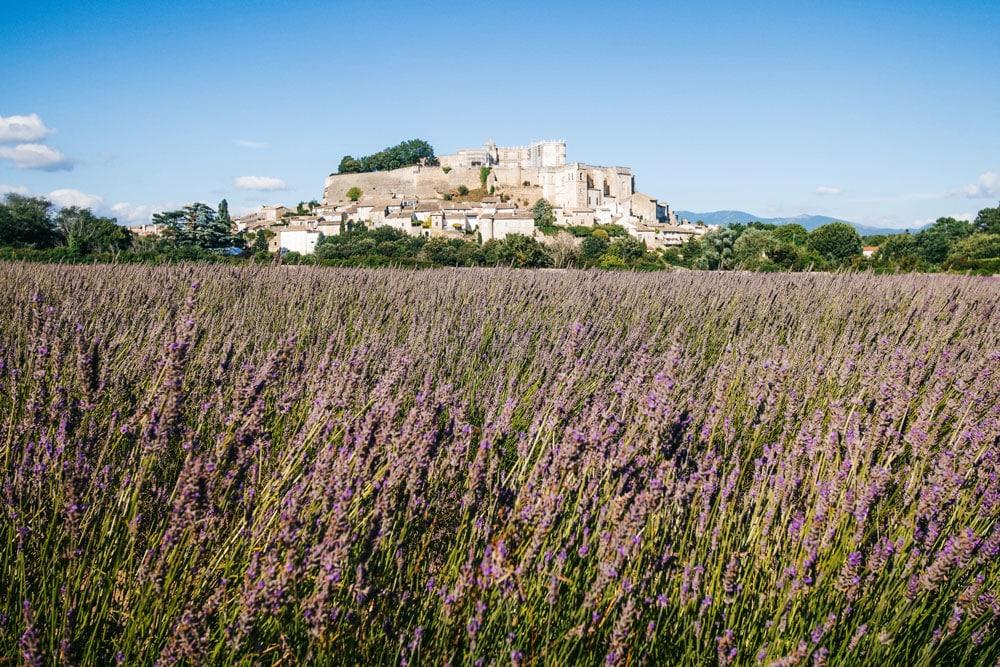 plus beau village Provence Grignan