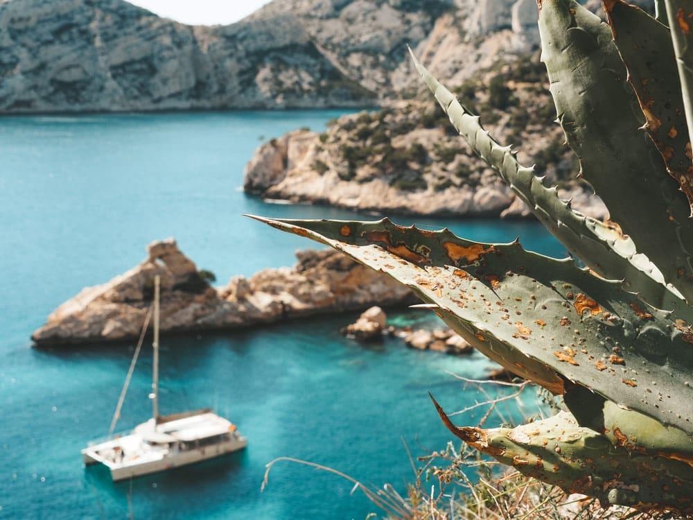 plus bel endroit des Calanques de Marseille
