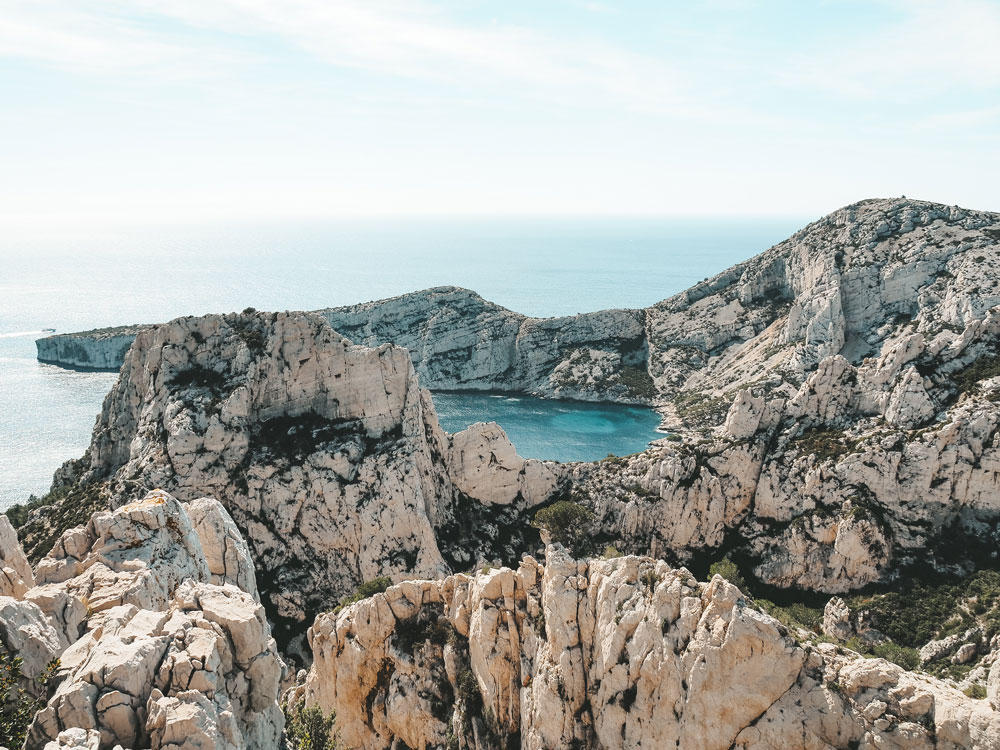 plus belle calanque de Marseille Calanque Sugiton