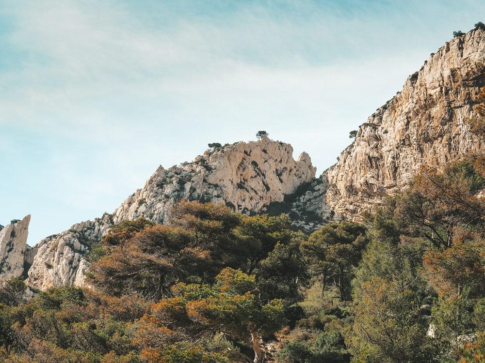 plus belle randonnée des Calanques Marseille