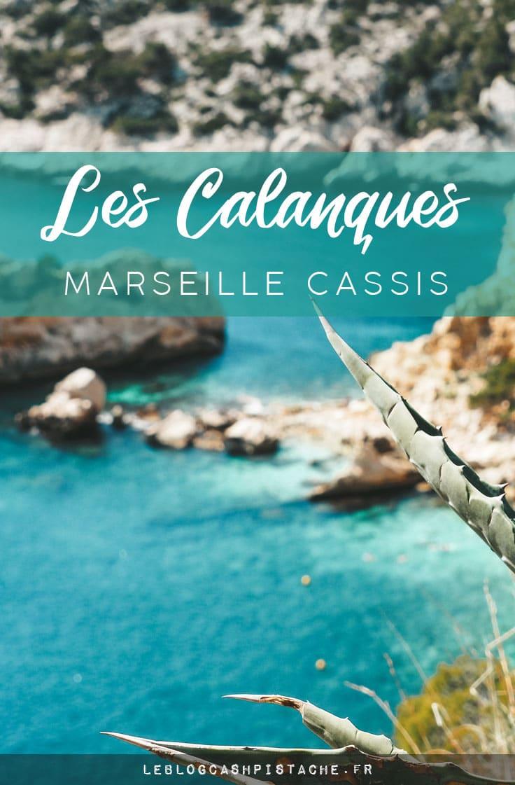 première visite des calanques de Marseille Cassis