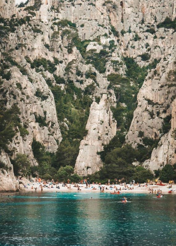 spot plongeon calanques Marseille