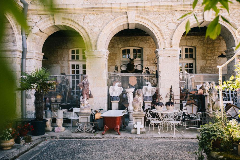visiter Lectoure village du Gers