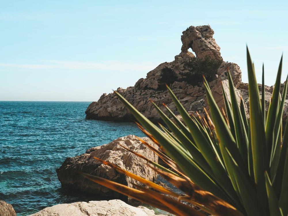 visiter les calanques de Marseille Cassis par la mer