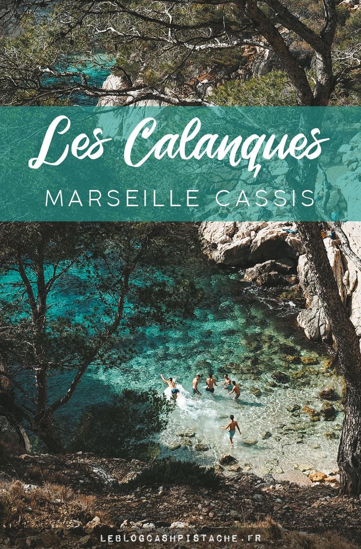 visiter Provence Calanques de Marseille Cassis
