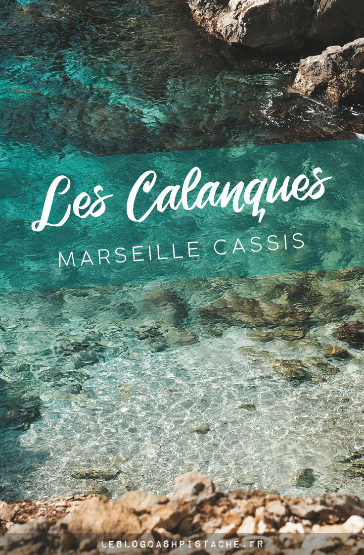 visiter sud calanques de Marseille