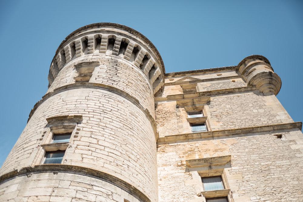 château de Gordes sejour Luberon