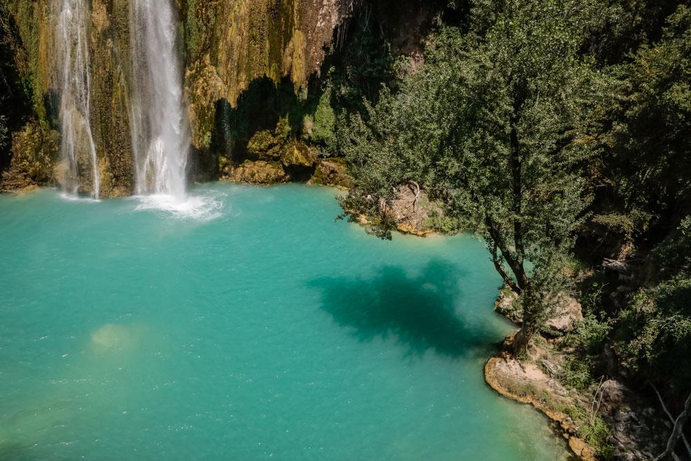comment et où se baigner à Sillans la Cascade
