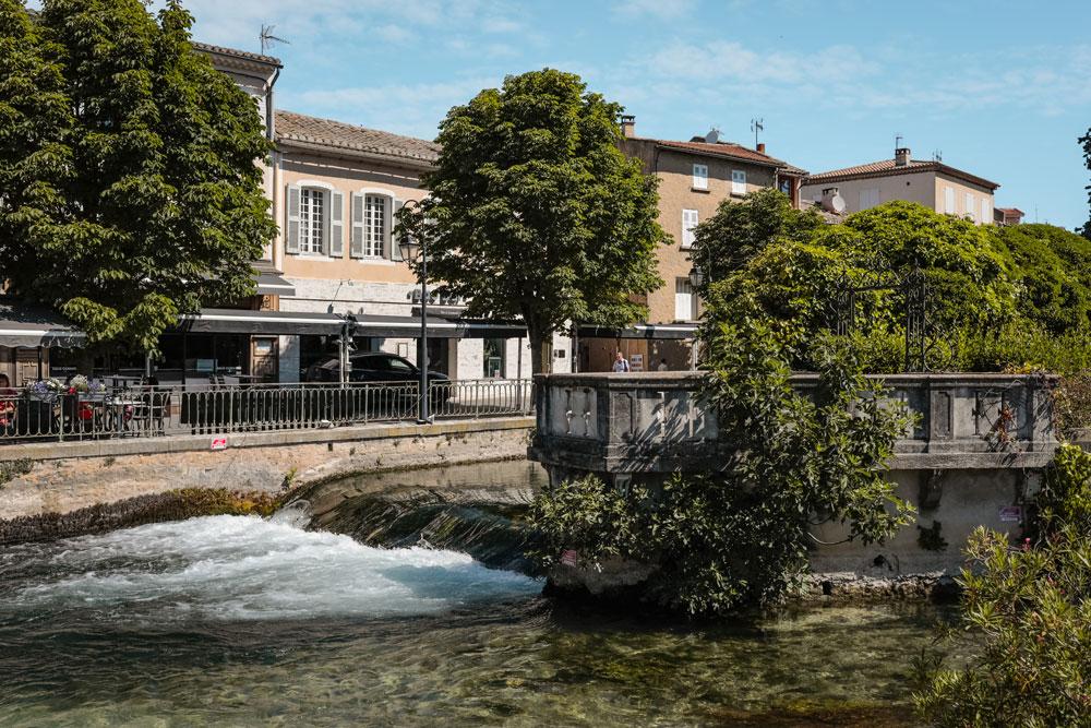escapade de 2 jours Vaucluse Luberon