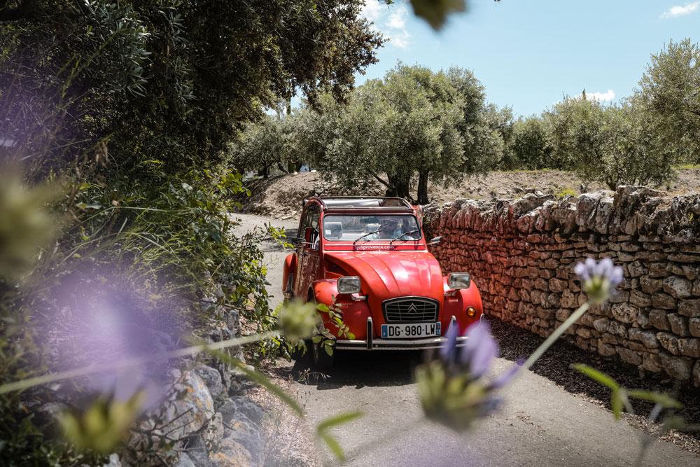 escapade villages Luberon Vaucluse