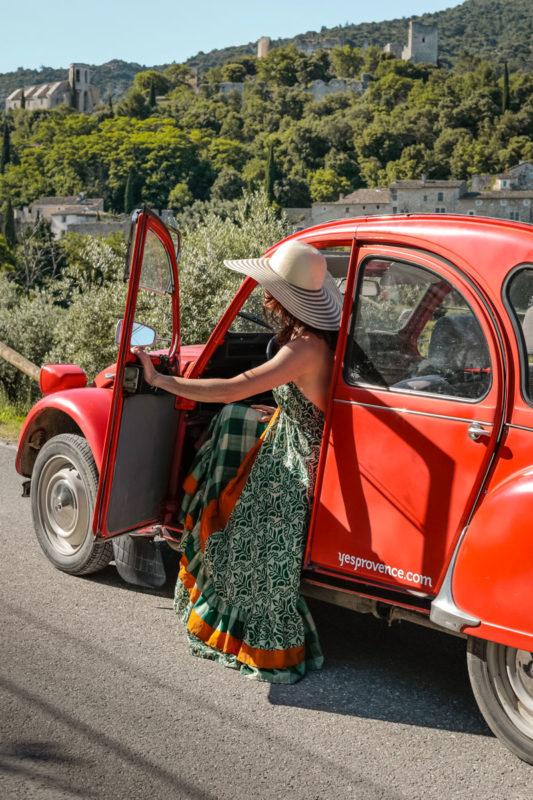 itinéraire parfait petites routes du Luberon vacances