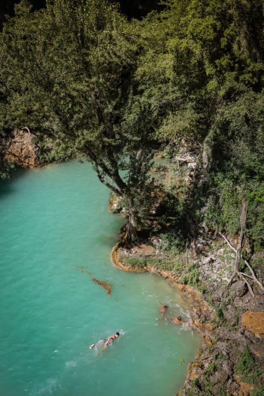 où se baigner à Sillans-la-Cascade