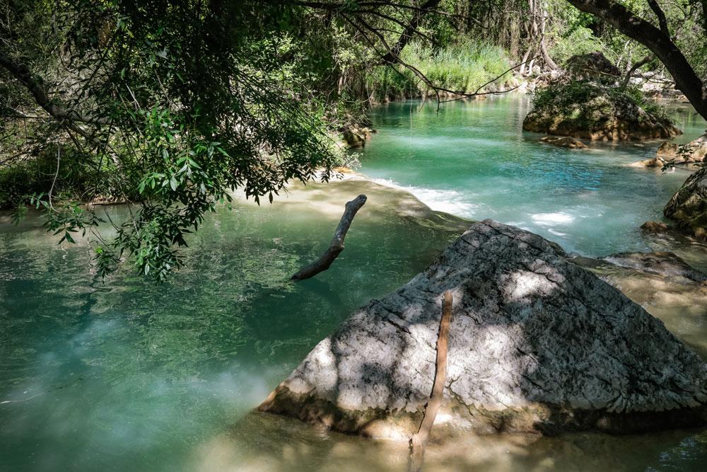 où se baigner à Sillans-la-Cascade Var