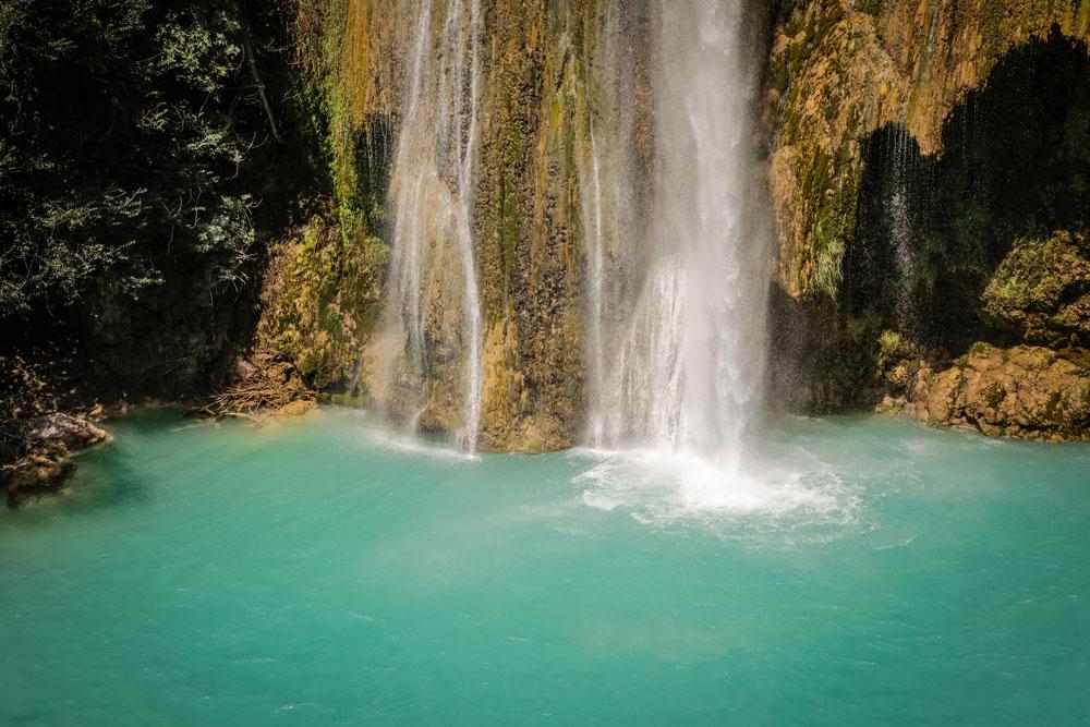 où se baigner cascade de Sillans visite Var