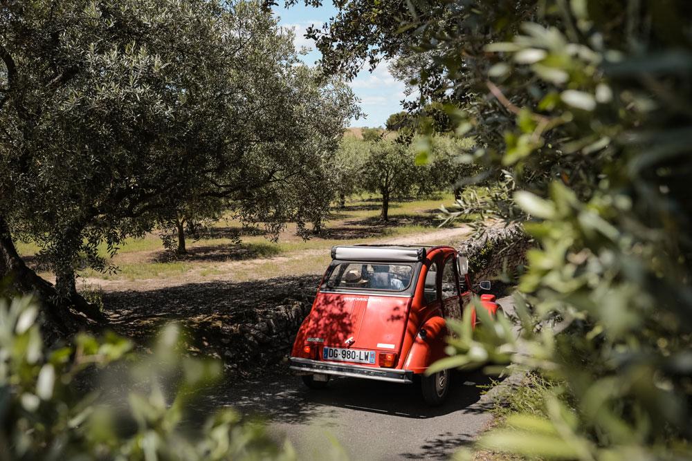quels villages voir dans le Luberon road trip