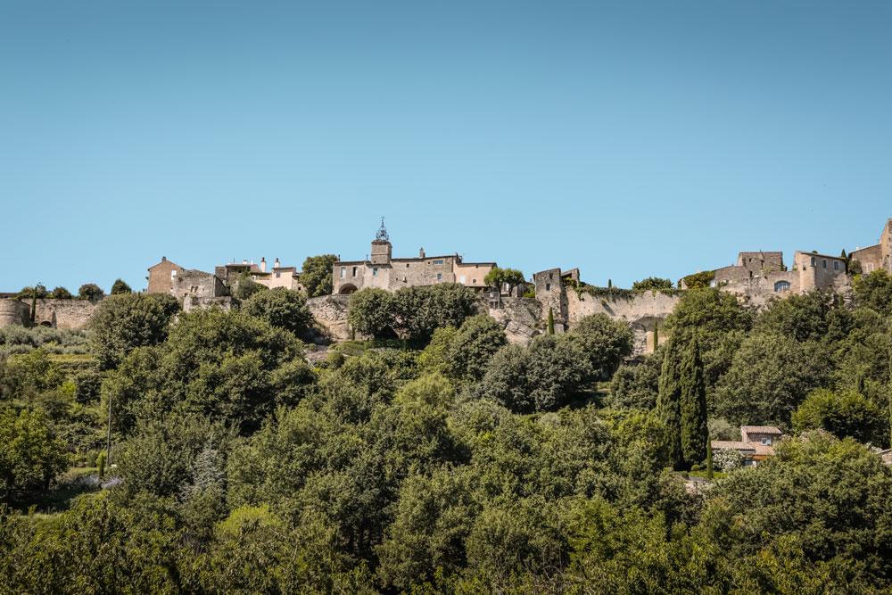 visiter les villages du Luberon week-end