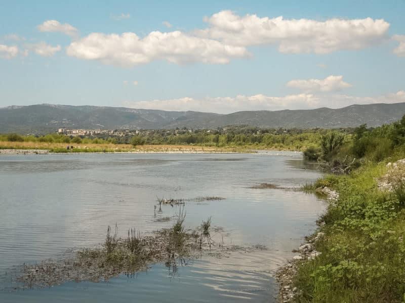 faire du canoë Luberon Vaucluse