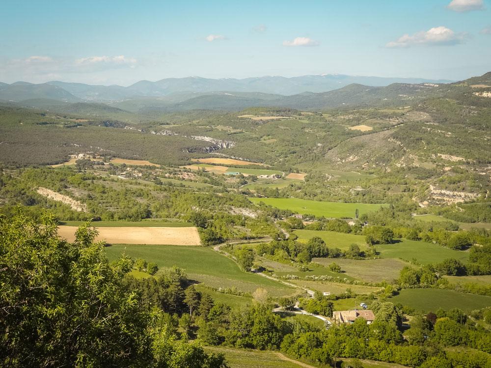 faire les plus beaux panoramas du Luberon