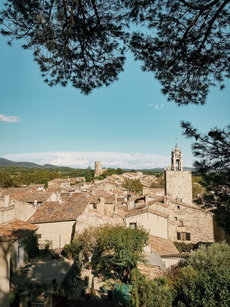 faire les plus beaux villages du Vaucluse