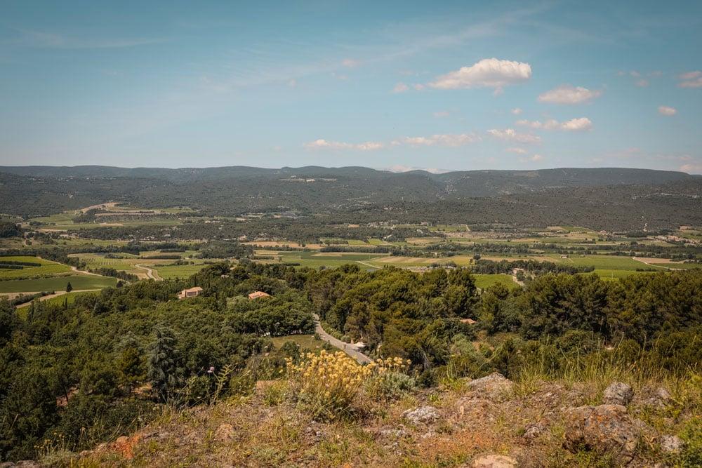 plus beaux points de vue Luberon