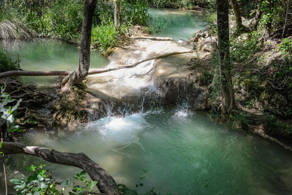 plus belle cascade où se baigner dans le Var Sillans