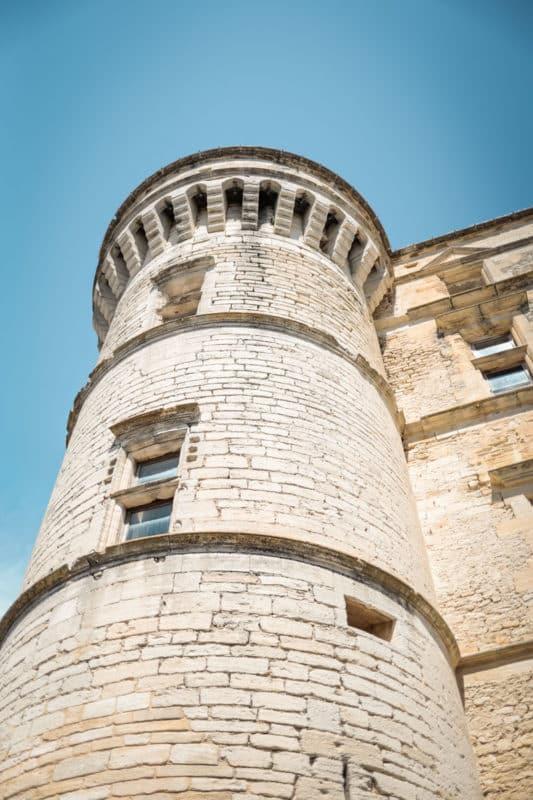 que faire dans le Luberon château de Gordes