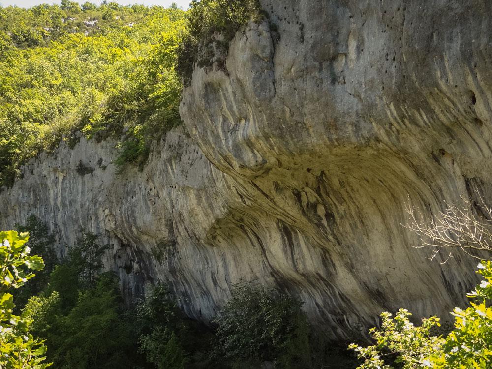 visiter Vaucluse nature Gorges de la Nesque