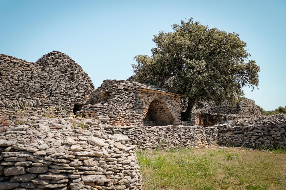 visiter village des Bories que faire Luberon