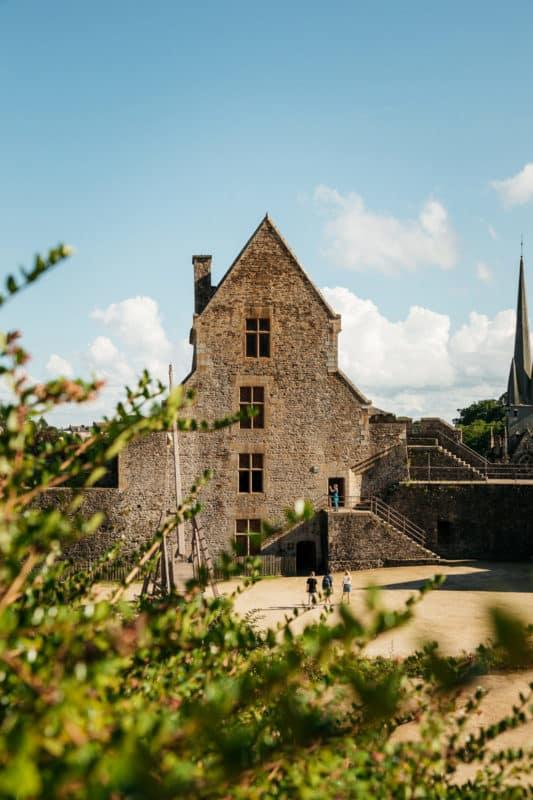 monuments incontournables Haute-Bretagne
