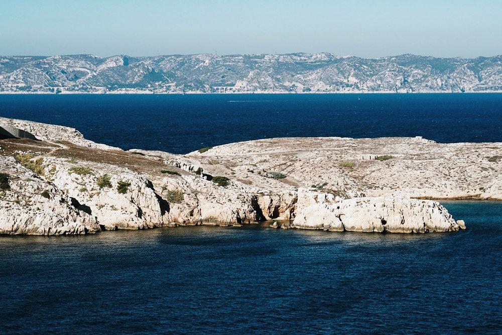 comment visiter les îles du Frioul ?