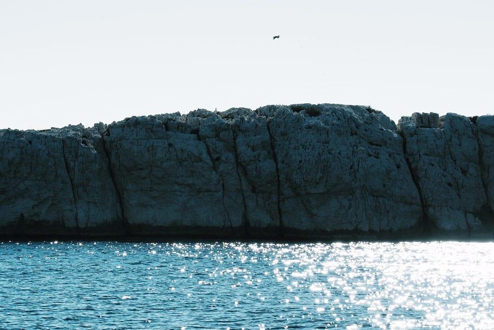 Que faire aux îles du Frioul ? baignade