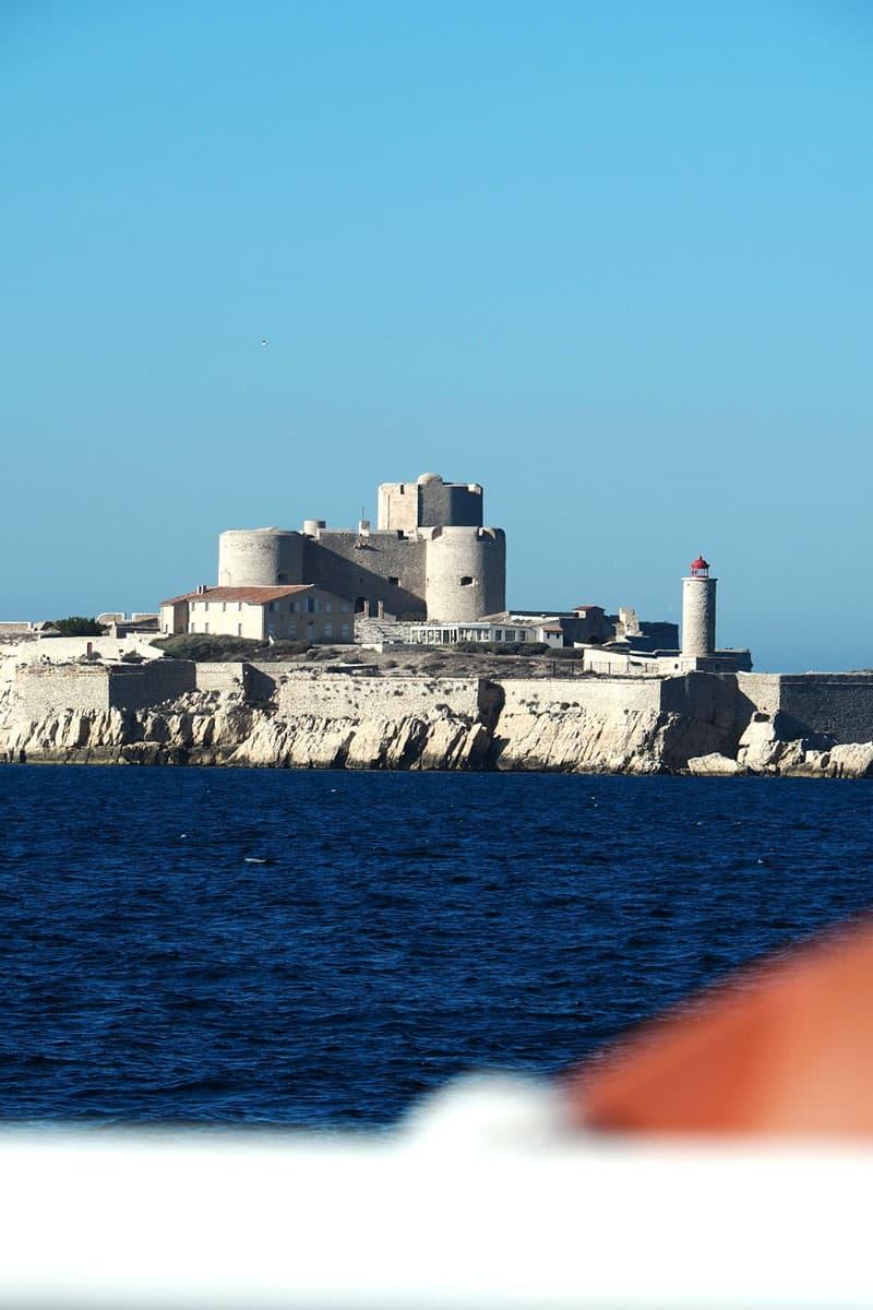 que visiter îles du Frioul ?