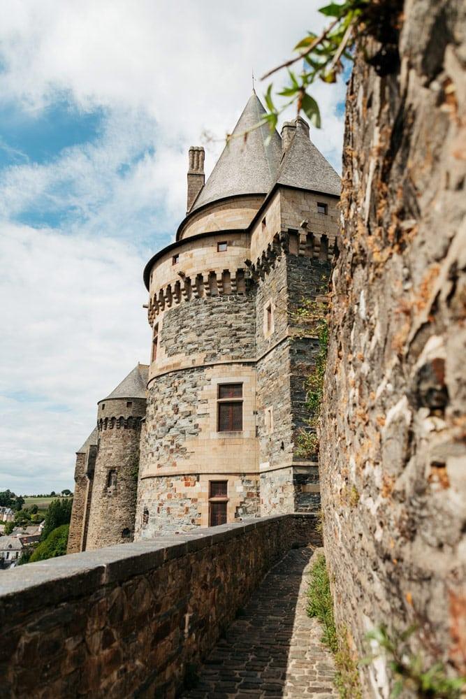 choses à voir faire Vitré Bretagne