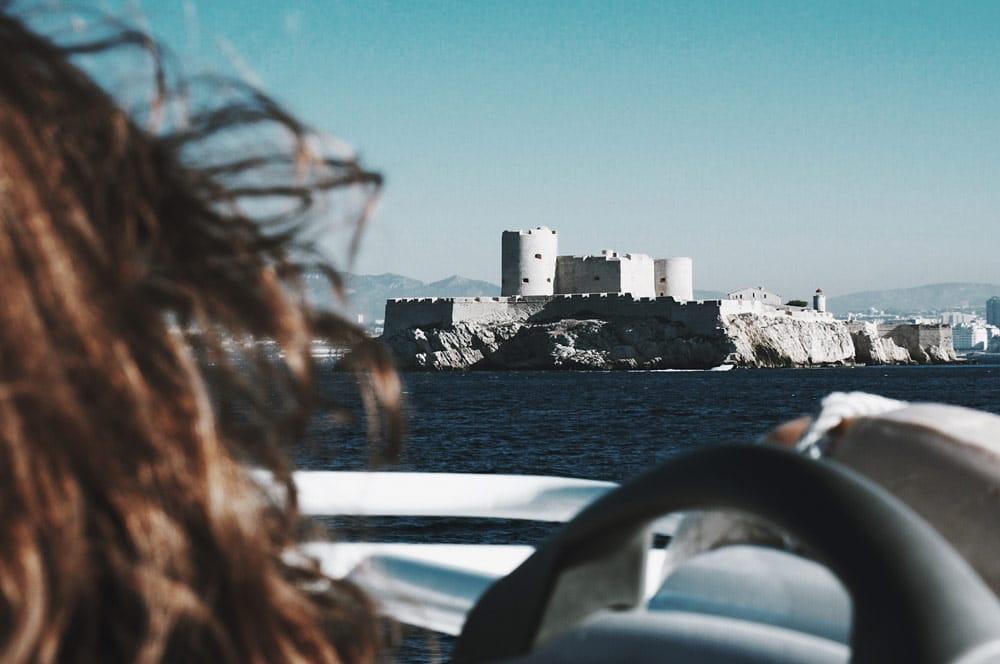 comment aller au château d'If de Marseille