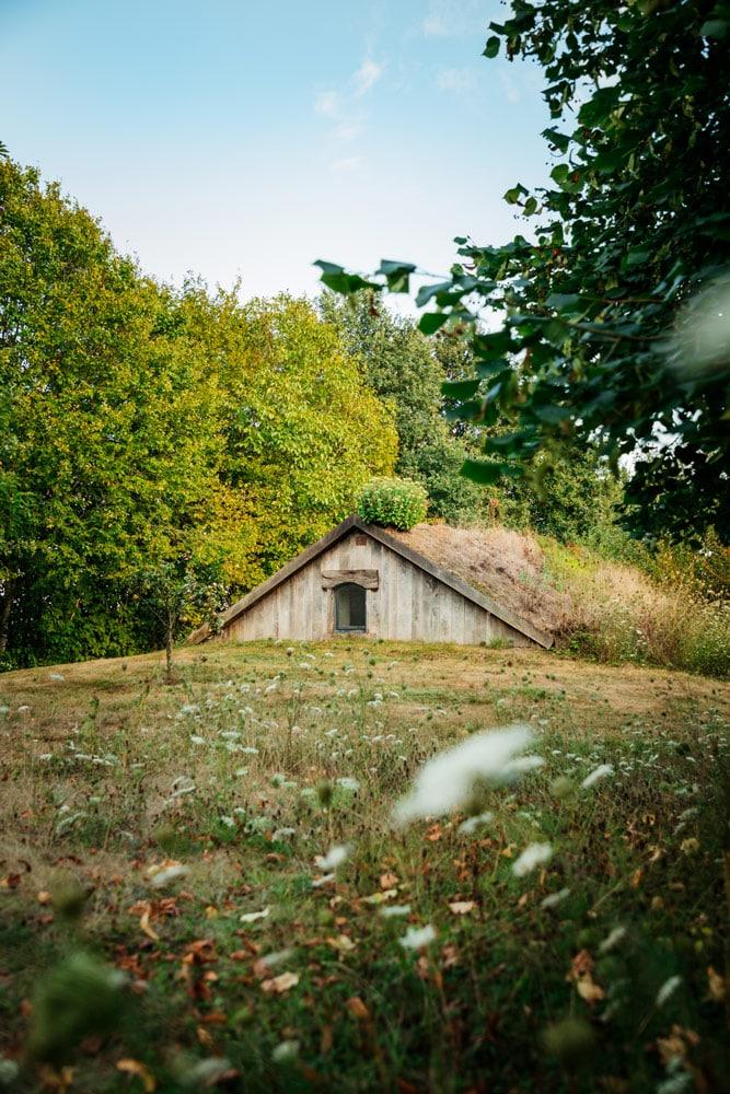 dormir dans un cabane nature Ille-et-Vilaine