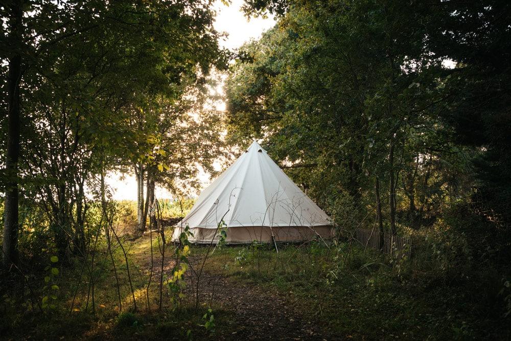 Hébergement insolite en nature Ille-et-Vilaine