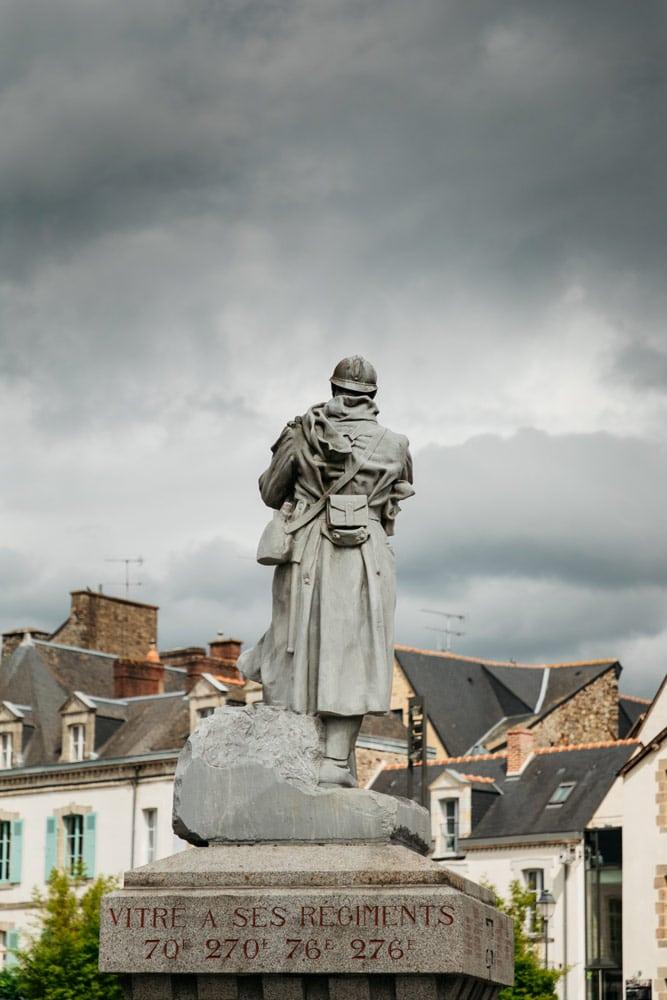 Histoire de Vitré Bretagne