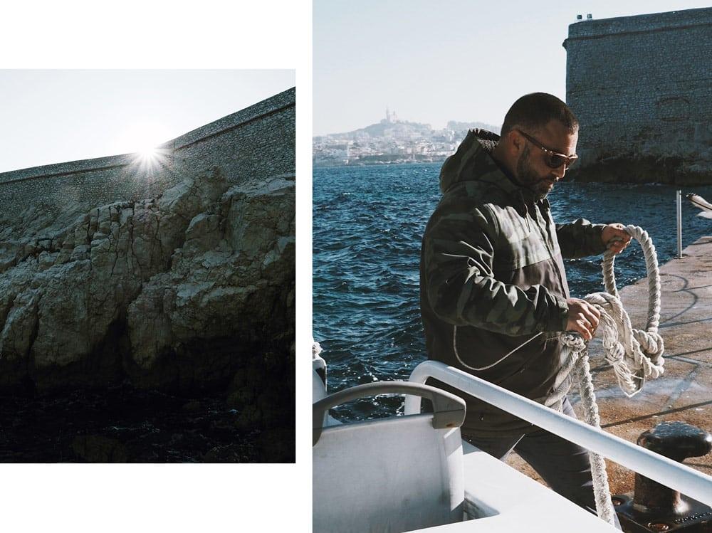 idée weekend croisière Marseille Calanques