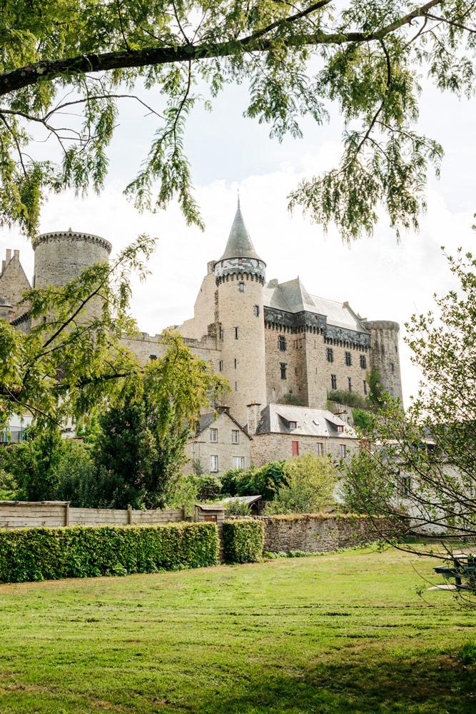 jardins Parc de Vitré Haute Bretagne