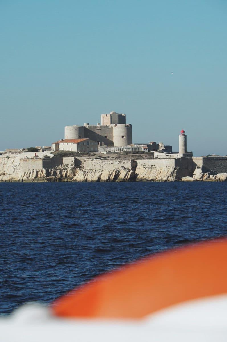 navette visiter île château d'If