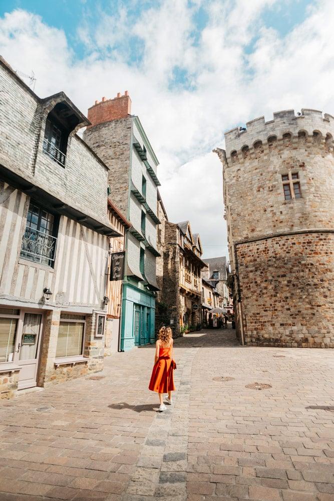visite remparts du château
