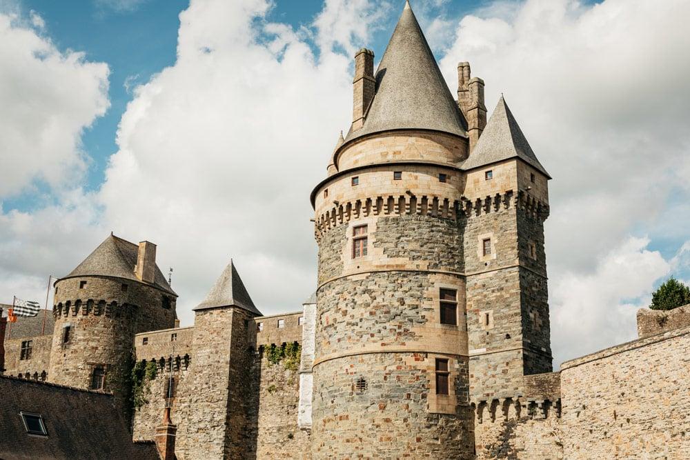 visiter château de Vitré Haute Bretagne