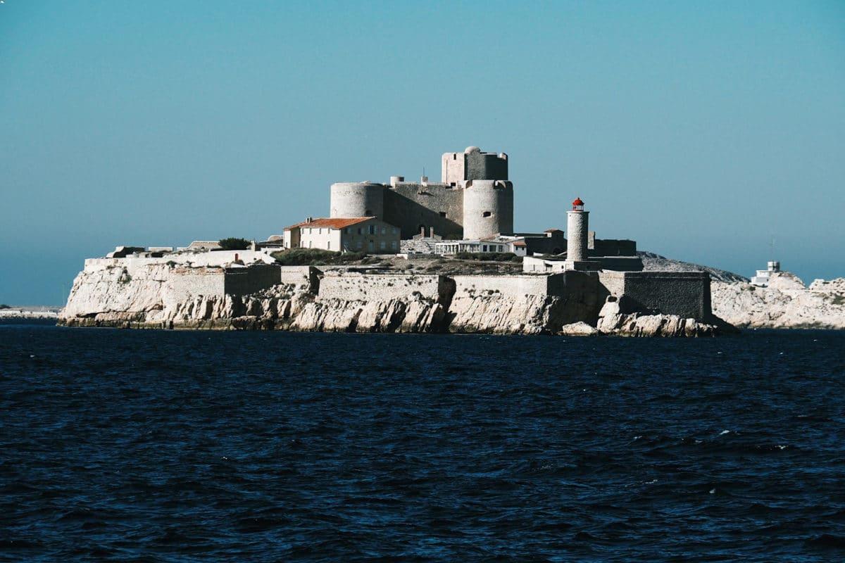 visiter château d'If Frioul