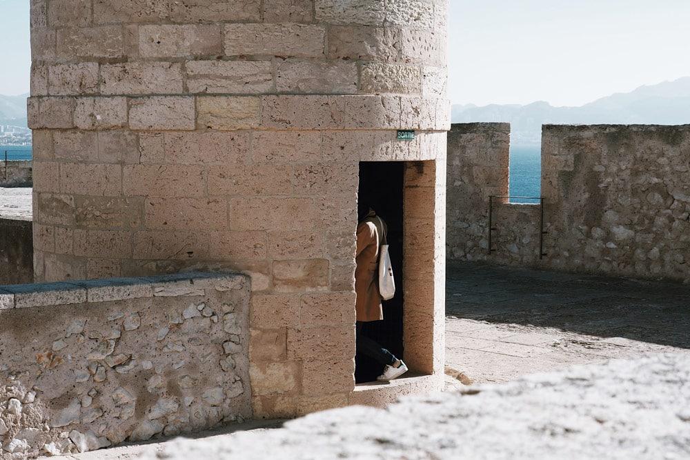 visiter château d'If prison légendaire