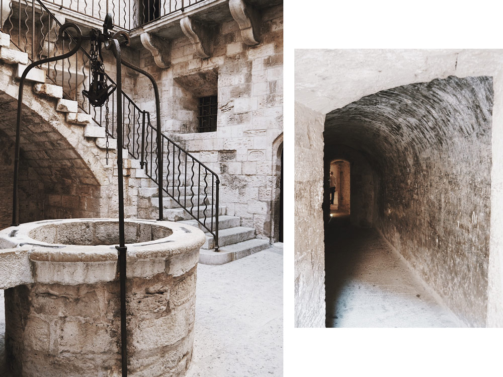 visiter la prison Comte de Monte Cristo Marseille