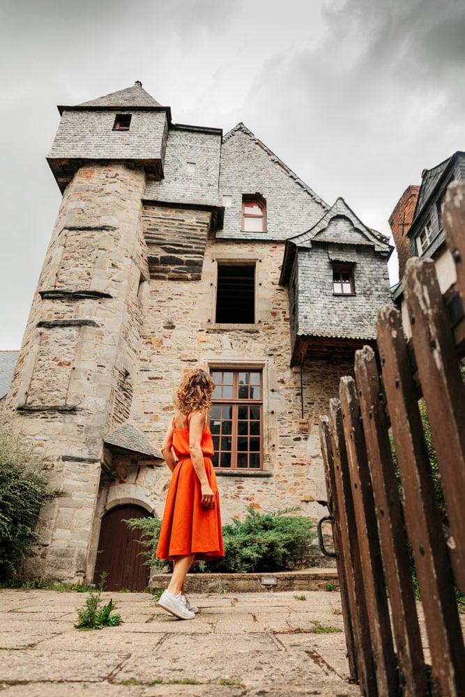 visiter Vitré vieille ville historique Bretagne